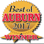 2017 Best of Auburn Winner